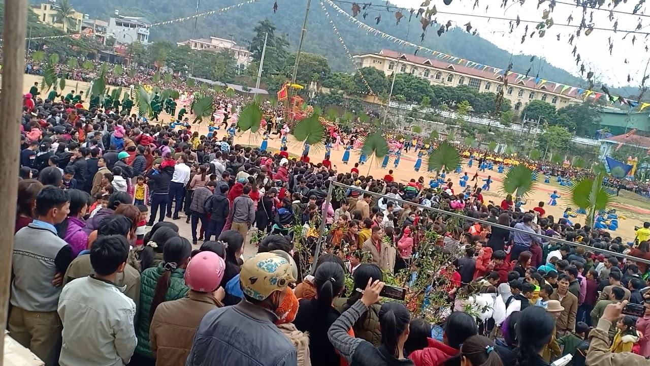 lễ hội, Lồng Tông, Tuyên Quang, đông người, nhiều người, ngày hội Lồng Tông