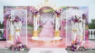 Свадьба. Декор от Anna Potapenko.