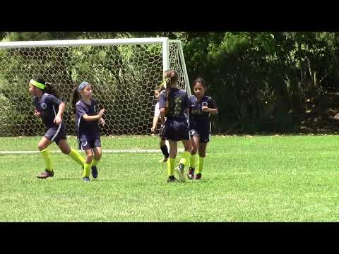 Hawaii Heat FC 10G Orange v Whitfield SC 09G Royal 5/6/18