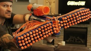NERF GUN WAR thumbnail