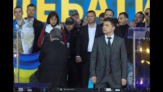 За что Порошенко встал на колени? / Ольга Скабеева #СеемДобро