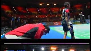 final 2 0 indonesia vs china ganda campuran all england 09 03 2014