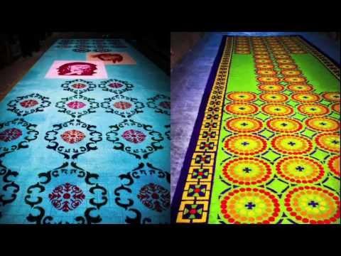 Alfombras de serrin origen youtube for Origen de alfombra
