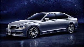 Volkswagen Phideon 2017 Videos