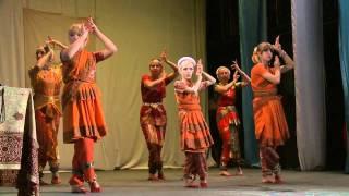 2010.08.22. Индийские танцы, Торсунов О.Г. - Рига, Латвия