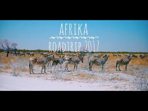 Afrika Roadtrip 2017 - Namibia, Botswana, Zimbabwe