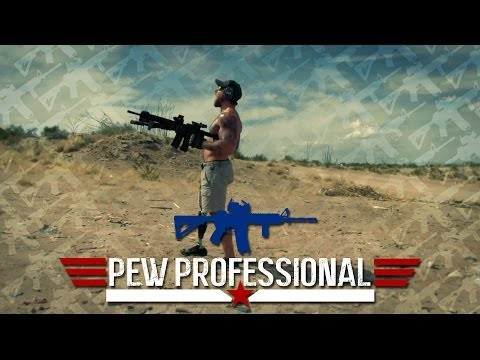 Smash and Dash: Pew Professional