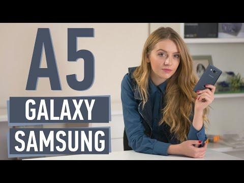 Samsung Galaxy A5: обзор смартфона