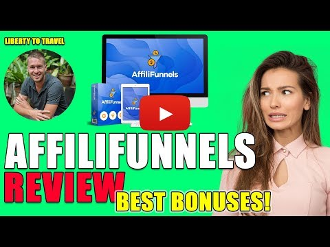 AffiliFunnels Review -  http://bit.ly/2L0HGWi