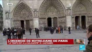 Incendie de Notre-Dame :