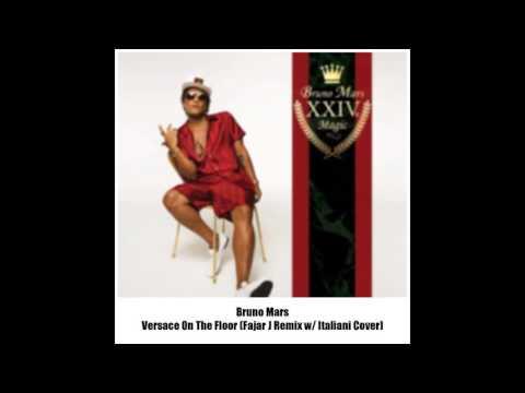 Bruno Mars Versace On The Floor Fajar J Remix W