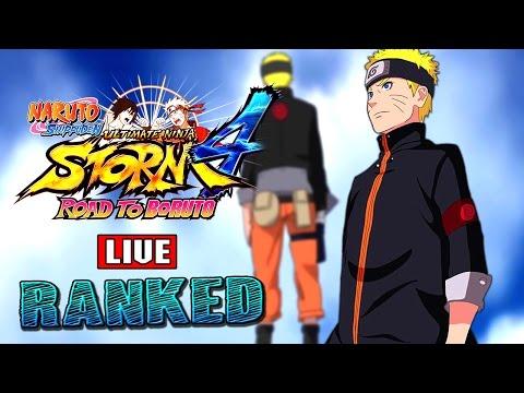 Freebie! - Naruto Storm 4 Road To Boruto Live Ranked Ep.95