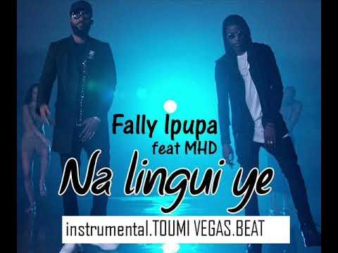 Fally Ipupa   Na Lingui Yé feat  MHD instrumental toumi vegas