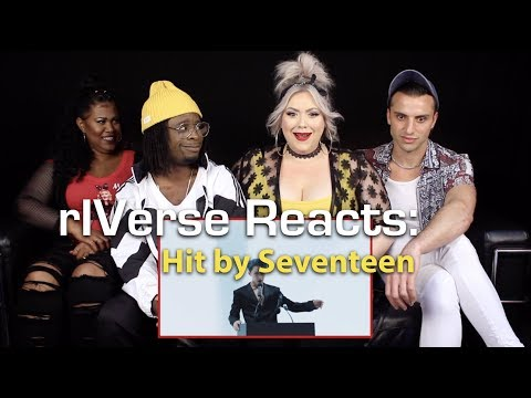 RIVerse Reacts: Hit By Seventeen - M/V Reaction