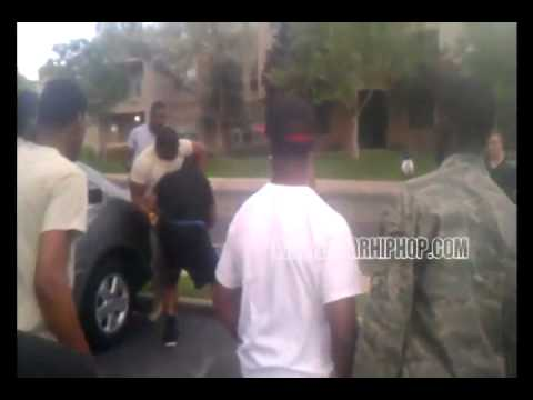 When Taking A Fight For Your Friend Goes Wrong  Military Dude Gets Slammed Twice