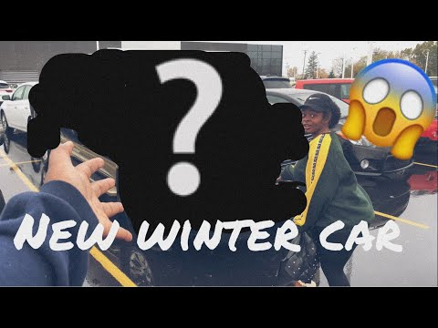 Buying New Car With Grandparents (Part 1)‼️