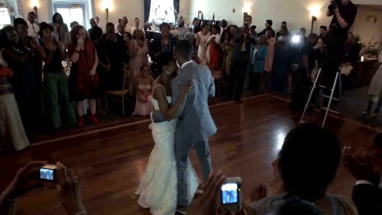 Charisma And Chareid S Wedding First Dance