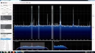 RADIO ESCUTA OC  VIA SDR