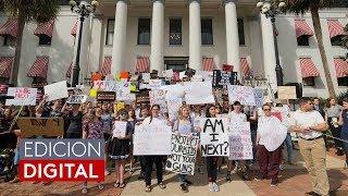 Jóvenes unen su fuerza para luchar por el control de armas y la salud mental en Tallahassee