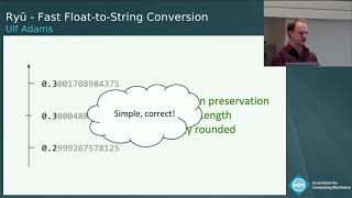 Ryū: Fast Float-to-String Conversion