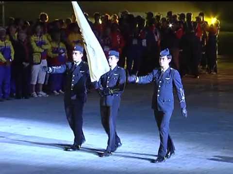 Clausura de I Juegos Bolivarianos de Playa