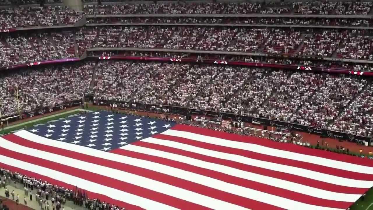 Massive Usa Chant