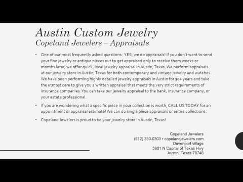 Austin Custom Jewelry