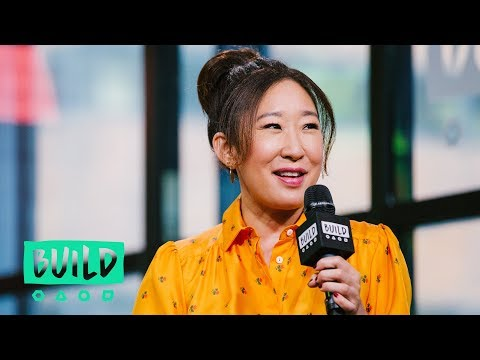 """Sandra Oh Has Quite The Chemistry With """"Killing Eve"""" Co-star, Jodie Comer"""