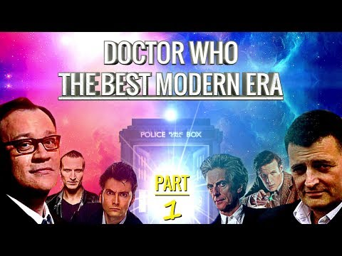 Doctor Who: The Best Modern Era - Part 1 (Series 1-4)