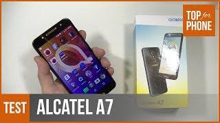ALCATEL A7 - test par TopForPhone