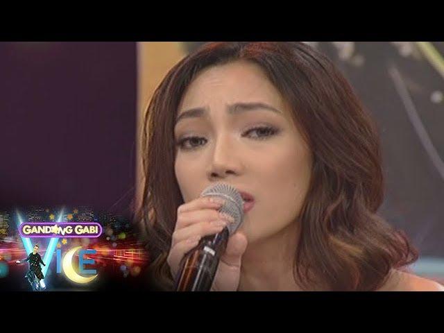 GGV: Jona sings 'Pasko Na, Sinta Ko'
