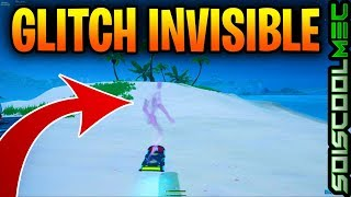 FORTNITE - UNLIMITED SHADOW BOMB EFFECT, TO BE INVISIBLE IN ILLIMITÉ WITH THE FREE GLITCH BOMBE