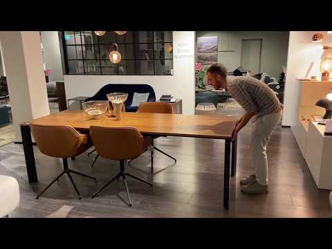 LYON dining table by BoConcept