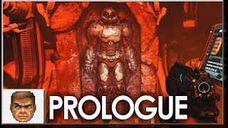Beagle plays ❰ DOOM ❱ #1: Prologue