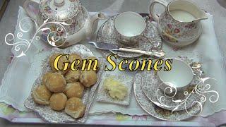 Gem Scones Cheekyricho Old Fashioned Favourite Video Recipe Episode 1,002