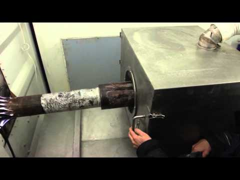 Mobile system to restore and repair oil pipe thread