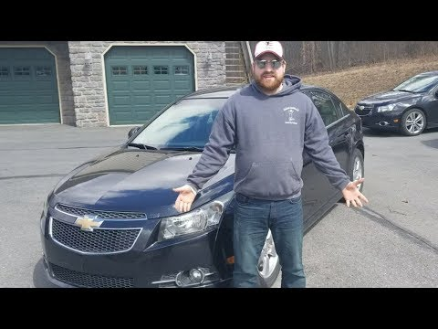 BUY OR BUST? Chevy Cruze High Miles Review!