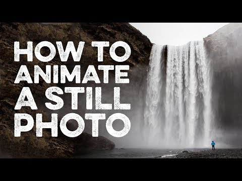 How To Animate a Still Photo in Adobe Photoshop thumbnail