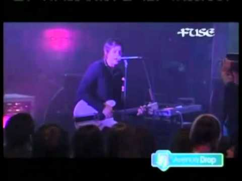 Angels and Airwaves - There Is, Live @ Fuse (Box Car Racer Cover)