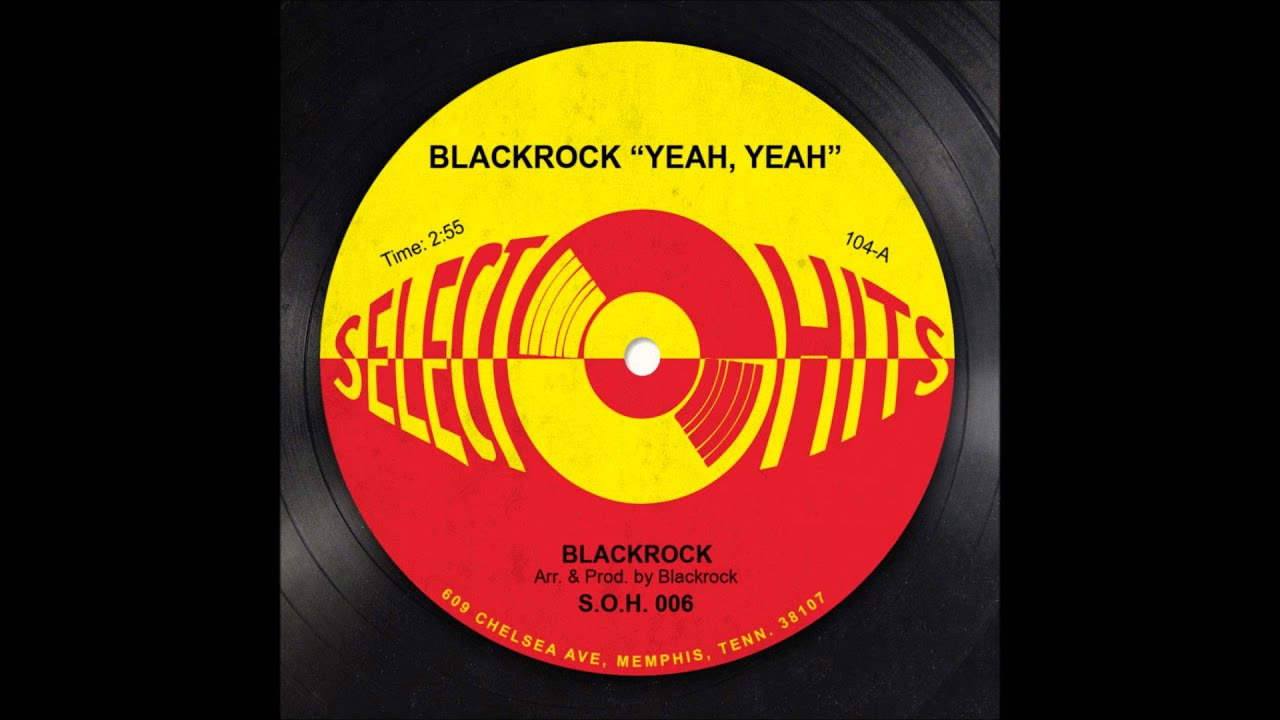 Image result for BLACKROCK BLACKROCK YEAH YEAH rsd