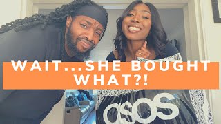 ASOS WOMEN'S SPRING SUMMER 2020 HAUL | I SPENT £350 IN THE ASOS SALE! | HUSBAND RATES MY OUTFITS
