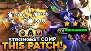 THE STRONGEST COMP THIS PATCH! | Teamfight Tactics