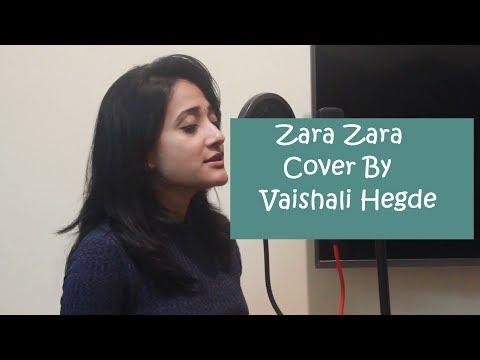 zara zara bahekta hai | Cover By Vaishali Hegde