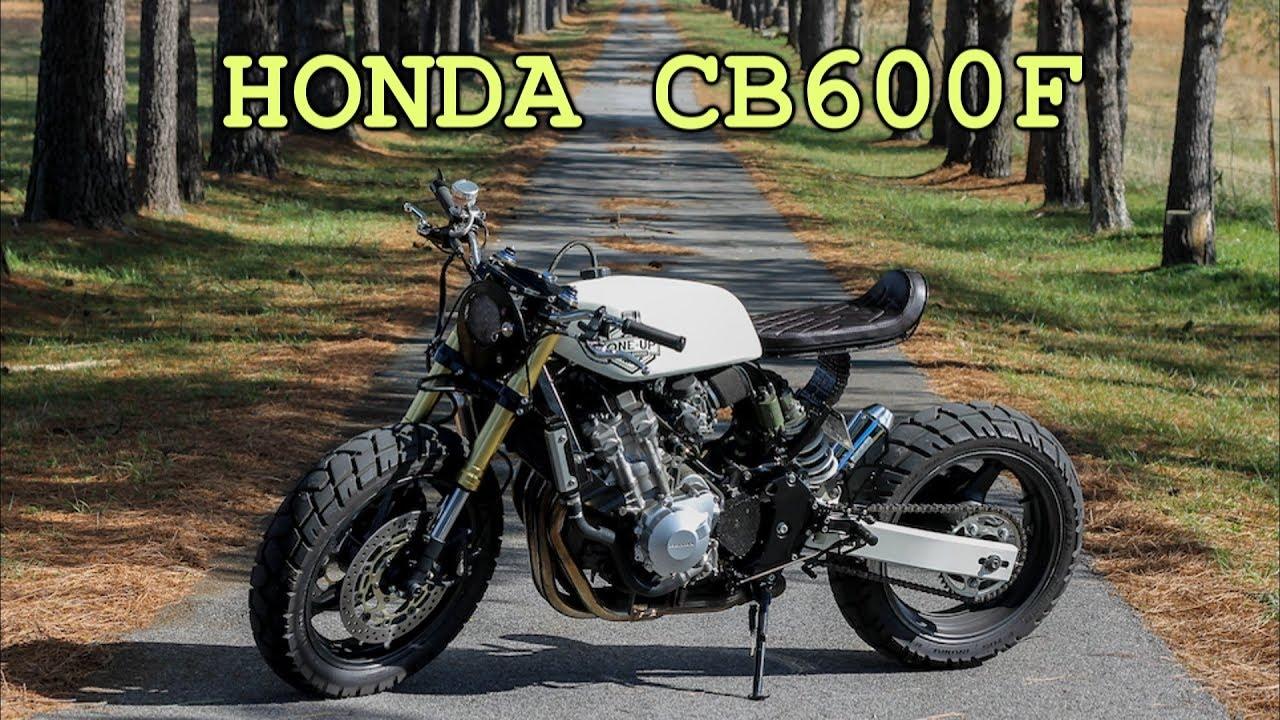 2004 Honda Hornet Cb600f Custom