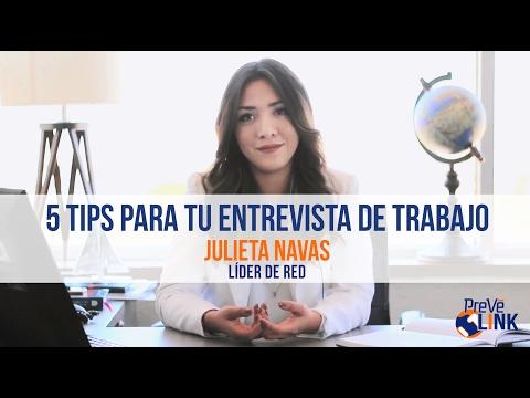 Tips para tu Entrevista de Trabajo