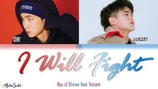 Key Ft. Vinxen - I Will Fight