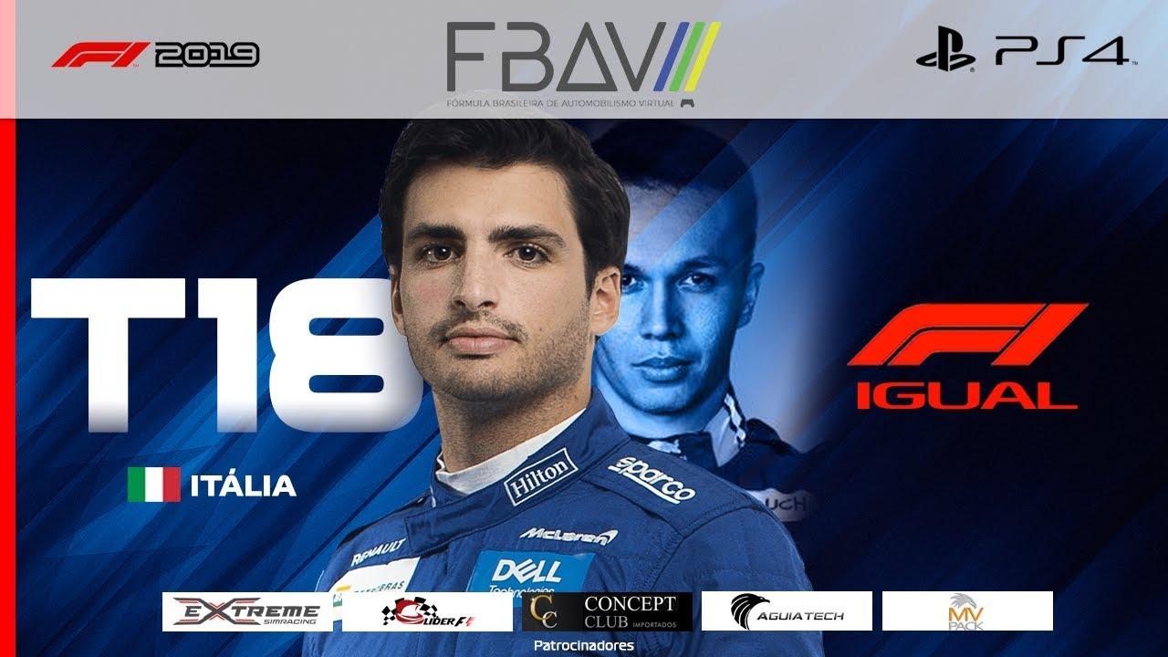 F1 Tv 2019