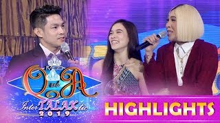 It's Showtime Miss Q & A: Vice has an extra job for Ate Girl Jackque and Kuya Escort Ion