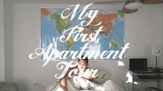 My First Official Apartment Tour