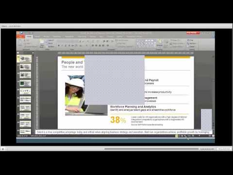 SAP Africa Oil and Gas webinar
